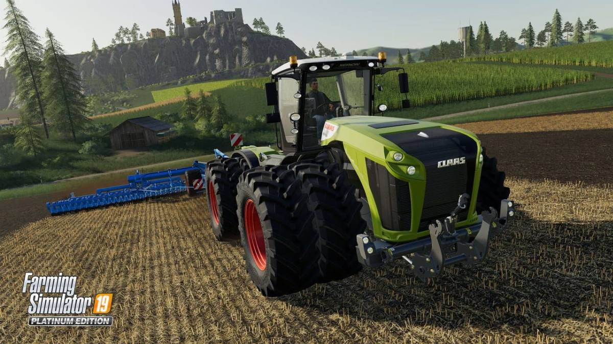 Farming Simulator 19: Platinum Edition