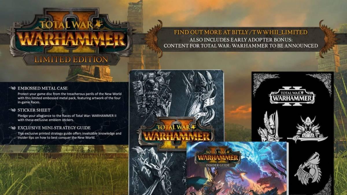 Total War: Warhammer II – Limited Edition