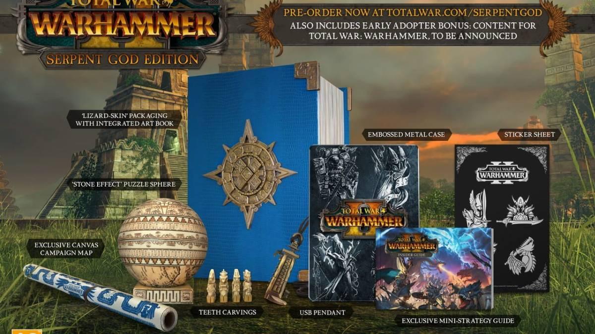 Total War: Warhammer II – Serpent God Edition
